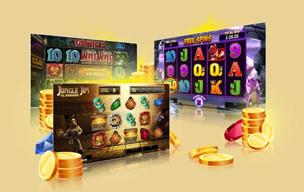 How to Finde Best Online Slots Machine to a PC